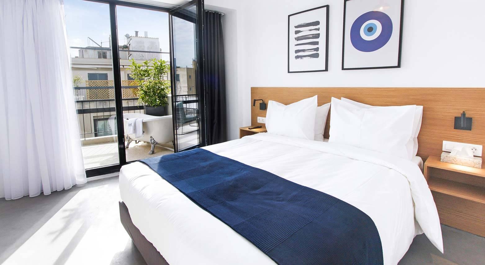 Lenny Penthouse Suite WT Balcony