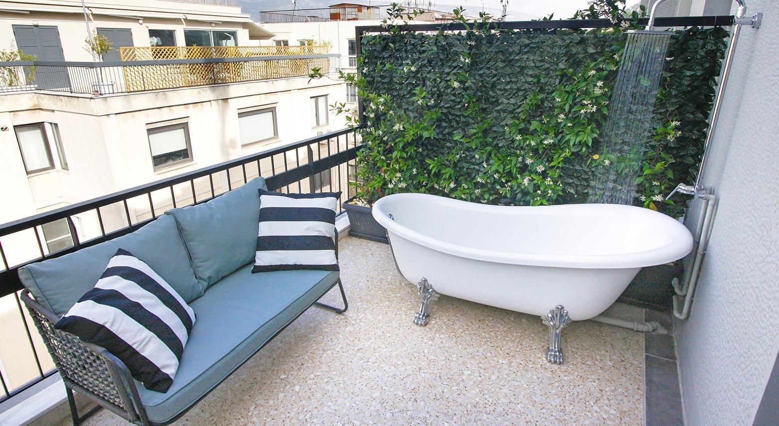 Anya Penthouse Suite WT Balcony
